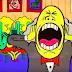 Weird Simpsons VHS por Yoann Hervo