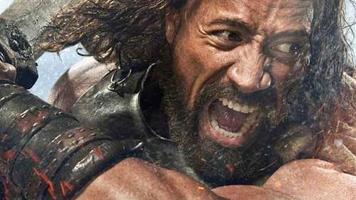 Hercules 2014 the rock