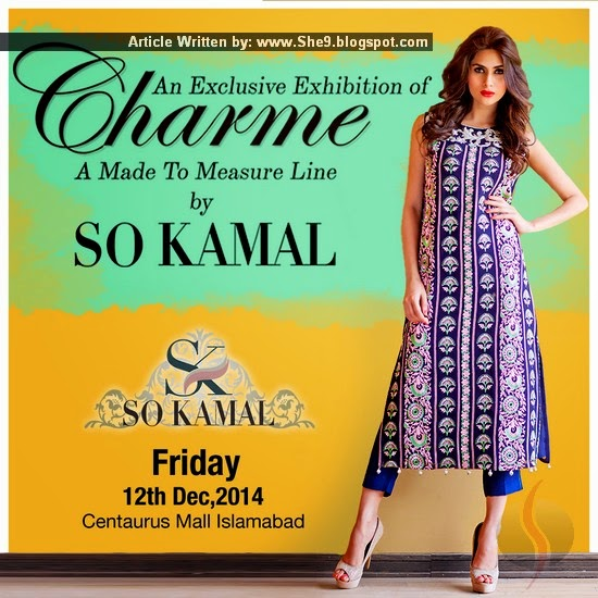Exclusive Charme Collection by So Kamal