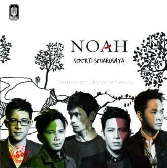 Foto NOAH - Seperti Seharusnya - Full Album 2012
