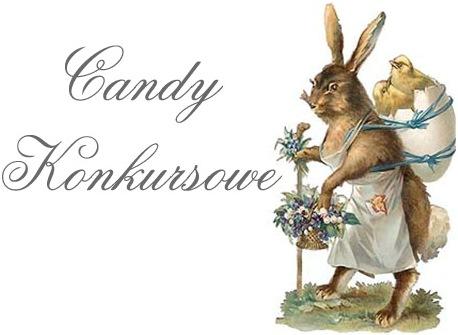 wygraliśmy candy u Agnieszki :D