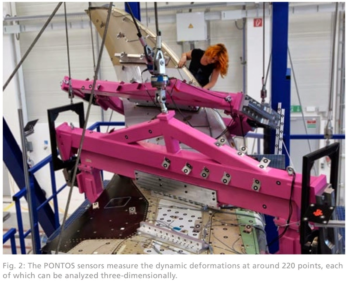 A350 Xwb News Static Fatigue And Damage Tolerance Tests Of The