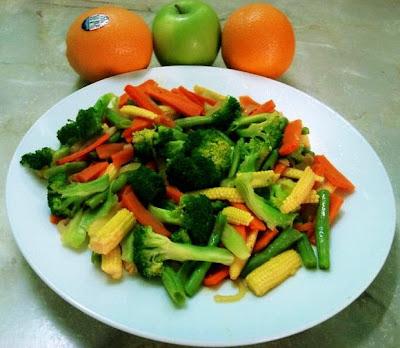 Resep Membuat Tumis Brokoli Dan Sayuran