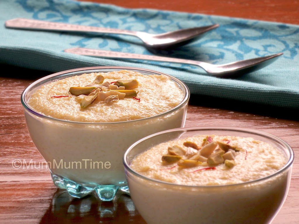 Tender Coconut Phirni