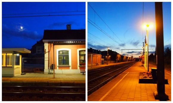 Opwijk station