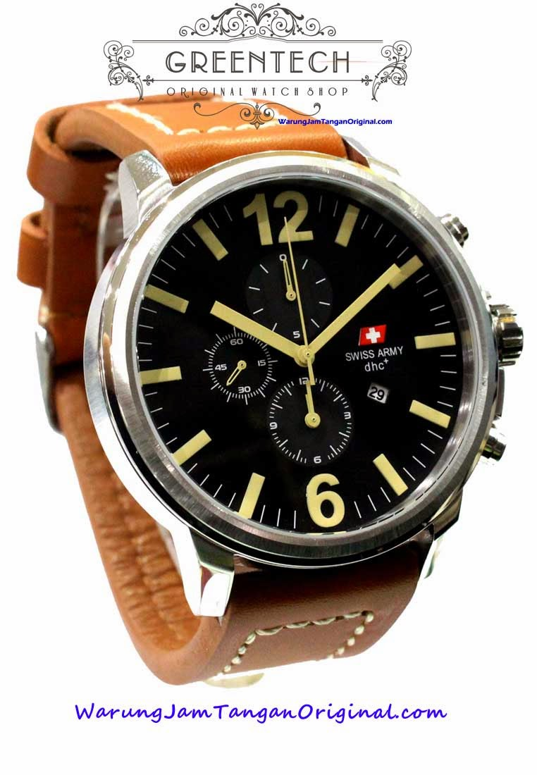 swiss-army-2012-silver-coklat-muda-hrg-770-male-45mm-kulit