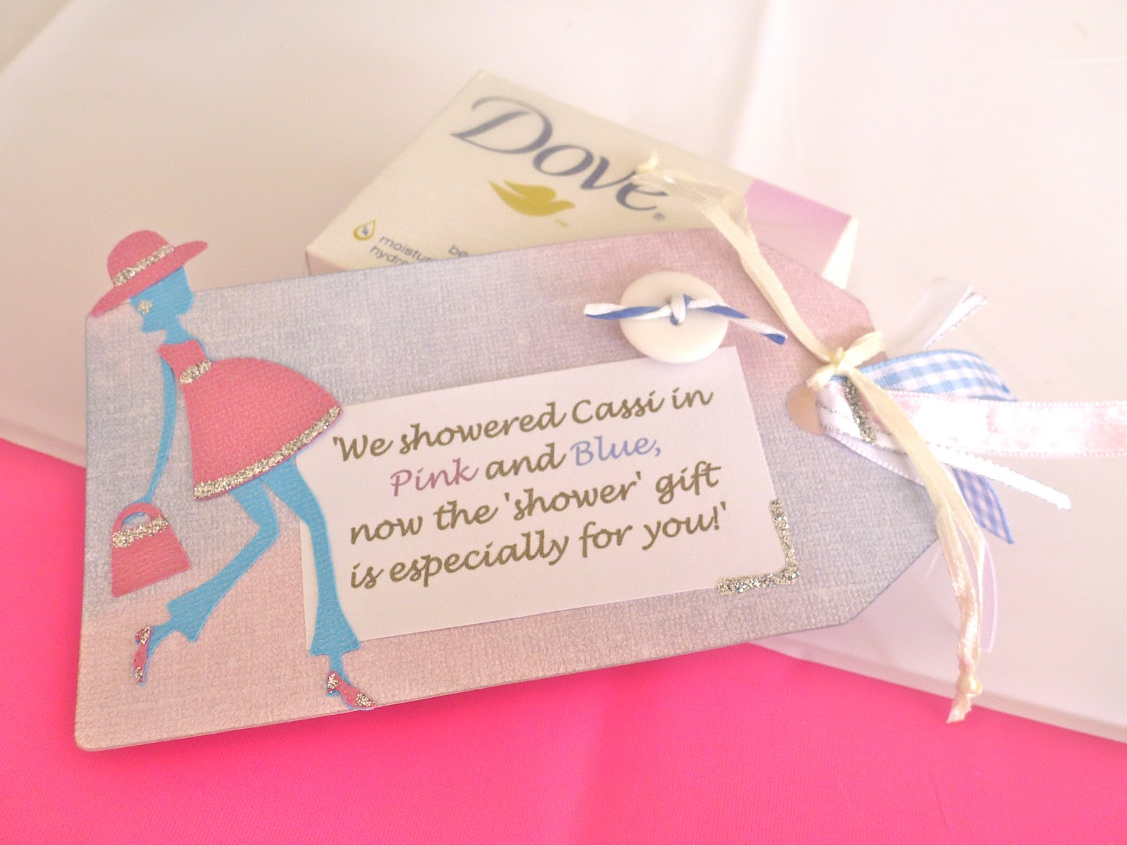 Thank You Quotes For Wedding Shower Gifts : ... from the shower! Such a simple idea, but so sweet and effective