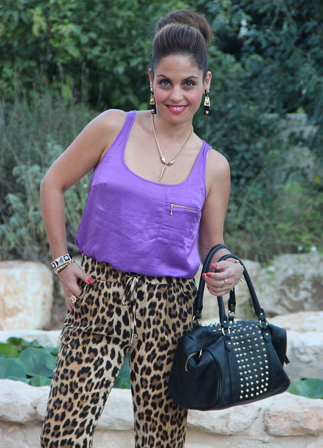 Fashion blog Vered'Style Animalprints