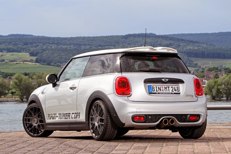 modified cars modified mini cooper s by mani tuner. Black Bedroom Furniture Sets. Home Design Ideas