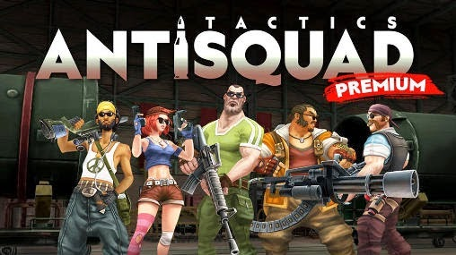 AntiSquad Tactics Premium Mod Apk