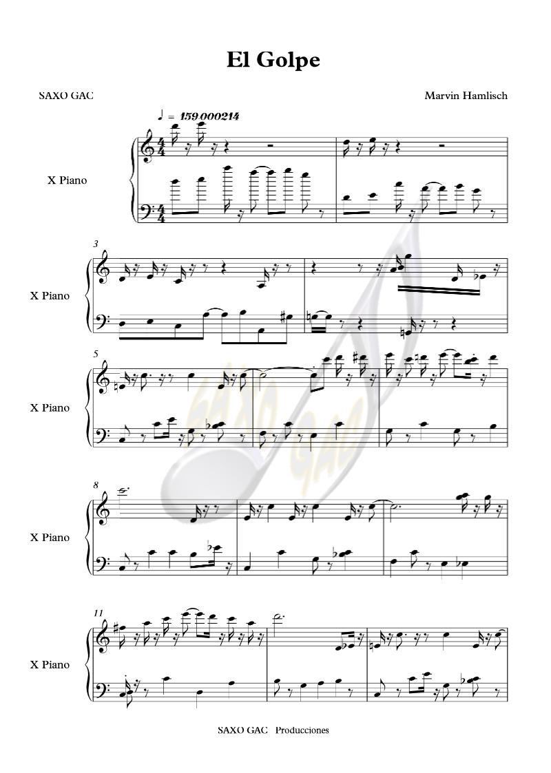 musica de la pelicula el piano: