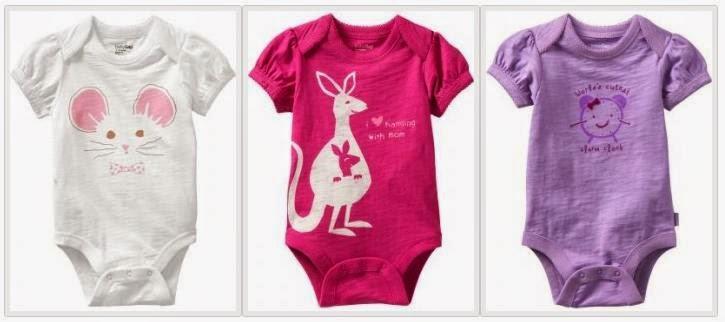 perlengkapan pakaian bayi