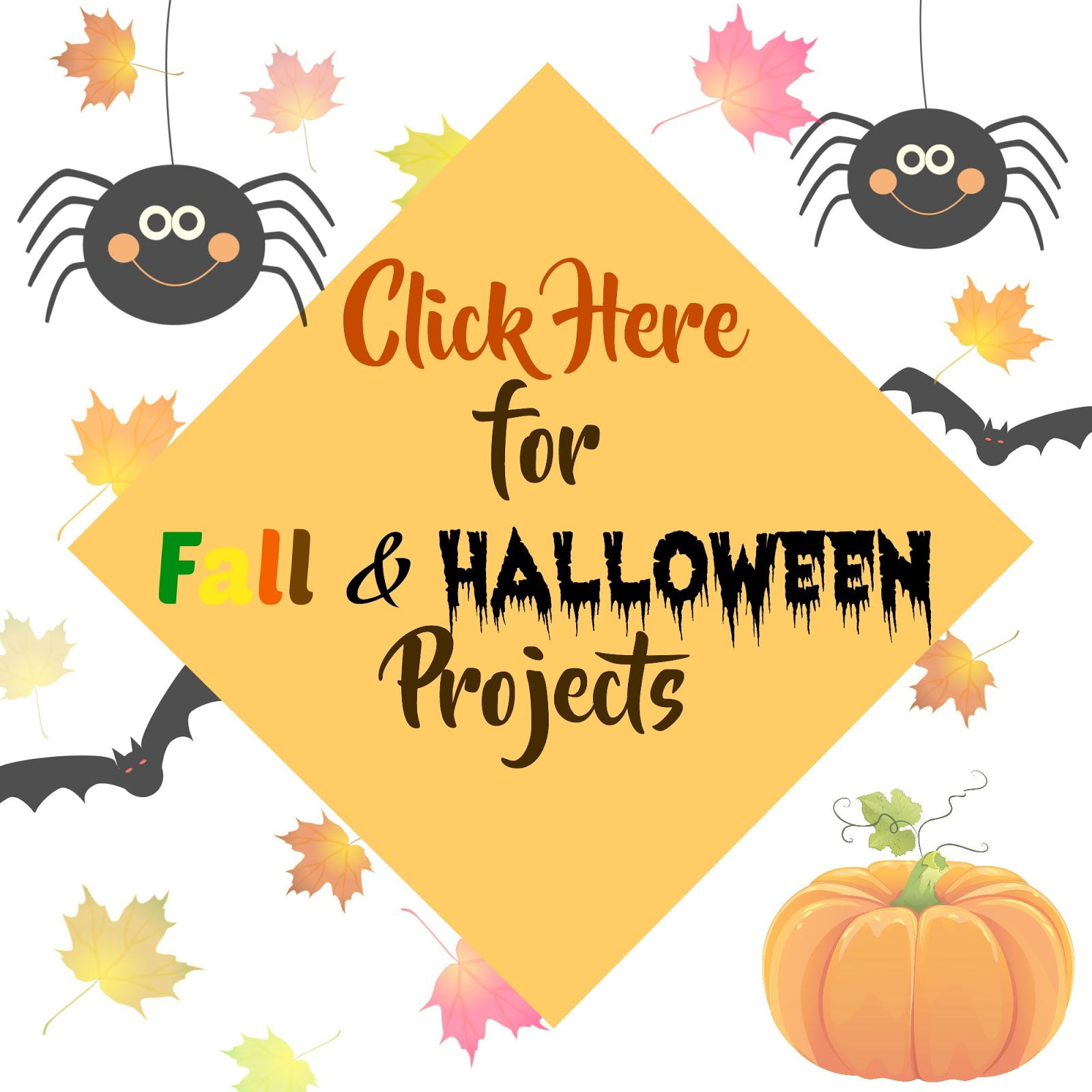 Fall & Halloween Projects