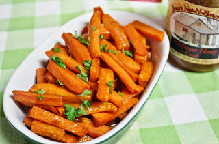 Honey Balsamic Carrots  from Best of Long Island and Central Florida