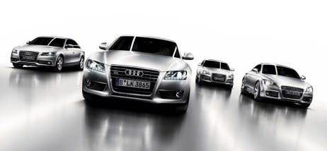 2012 Audi models - List of Audi Cars Line up for the Year 2012