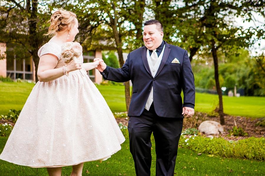 Le meridien oakbrook wedding