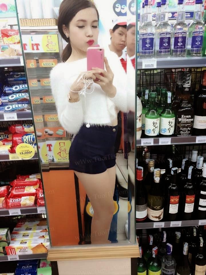 gái xinh Quỳnh tây đẹp trắng mọi gốc độ 9