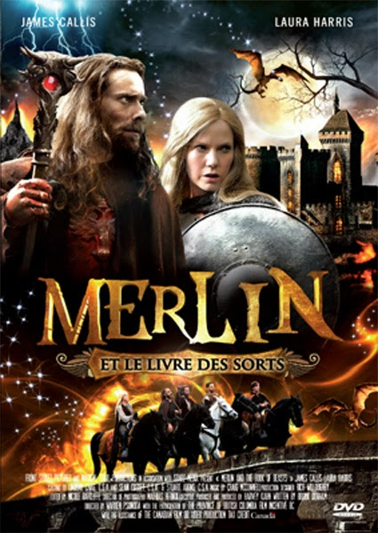 Merlin and the Book of Beasts (2009) tainies online oipeirates