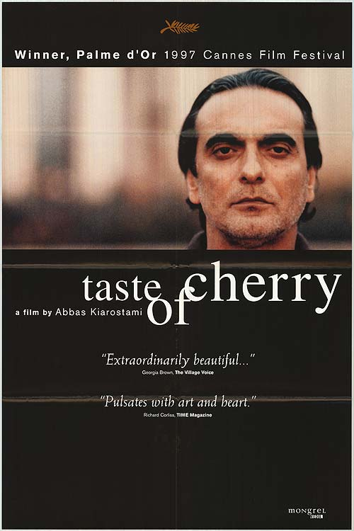 Taste Of Cherry Comes Close To Being A Great Film Its Much Discussed Ending That Breaks The Fourth Wall Reveal What Has Just Been Witnessed Is All