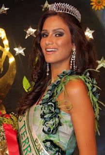 MISS TERRA(Miss Earth),Driely Bennettone, BRASIL 2011, Miss World