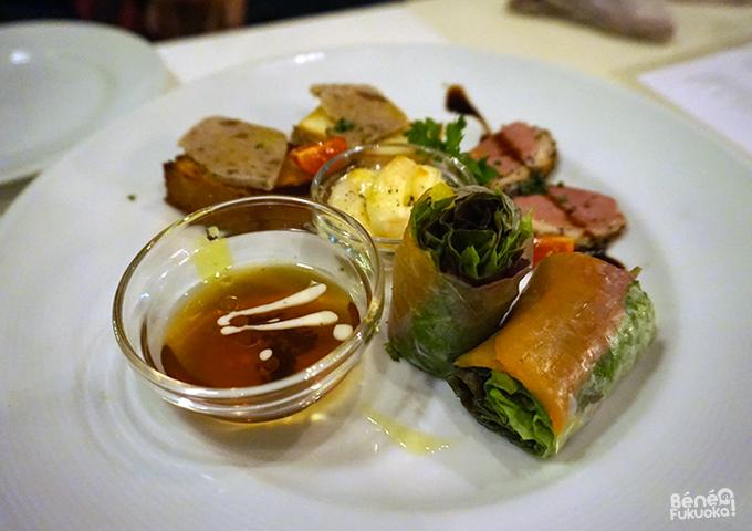 Restaurant Etoile Kitchen, Fukuoka