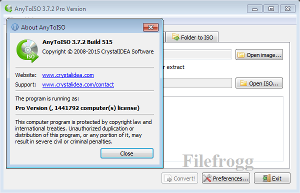 AnyToISO Professional 3.7.4 Build 552