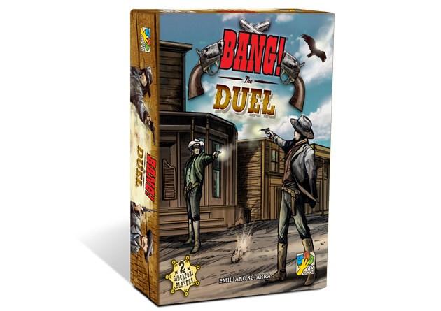 Giochi sul nostro tavolo bang the duel prime impressioni - Gioco da tavolo bang ...