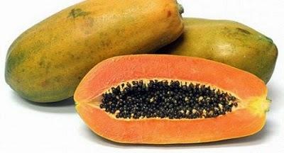 kandungan nutrisi buah pepaya matang untuk kesehatan wanita