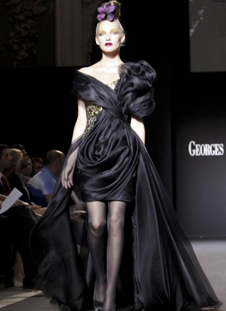 Georges Chakra Couture Fw 2011