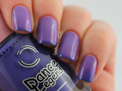 Dance Legend - Termo Trio #1 (Tricolored Color Changing Nail Polish)