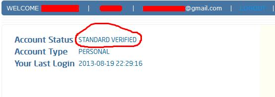 cara verifikasi stp gratis
