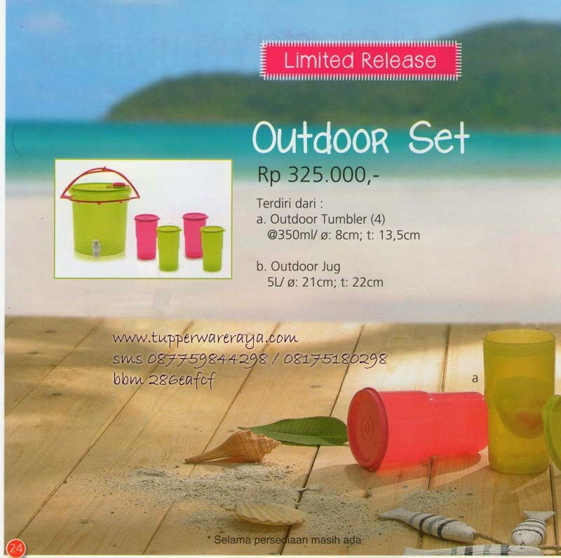 Katalog Tupperware Promo Agustus 2014
