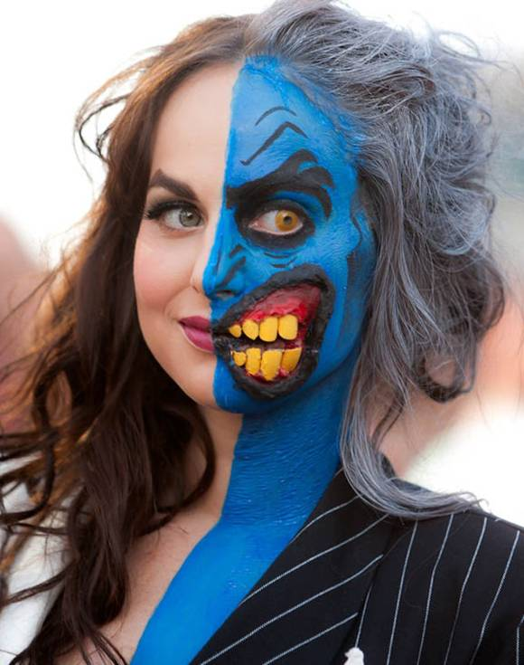 Comic-Con Cosplay Winner Lady Two-Face