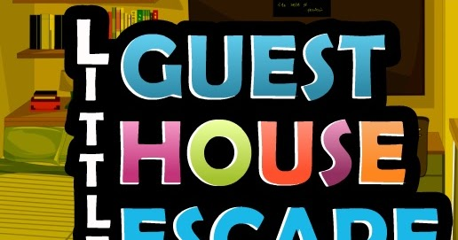 Solved little guest house escape walkthrough for Minimalistic house escape 5 walkthrough