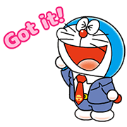 Doraemon on the Job
