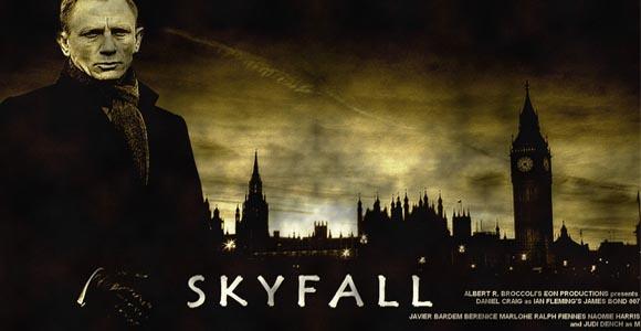 Skyfall (2012) - 007 JamesBond 23