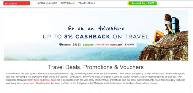 Hotel & Travel Deals