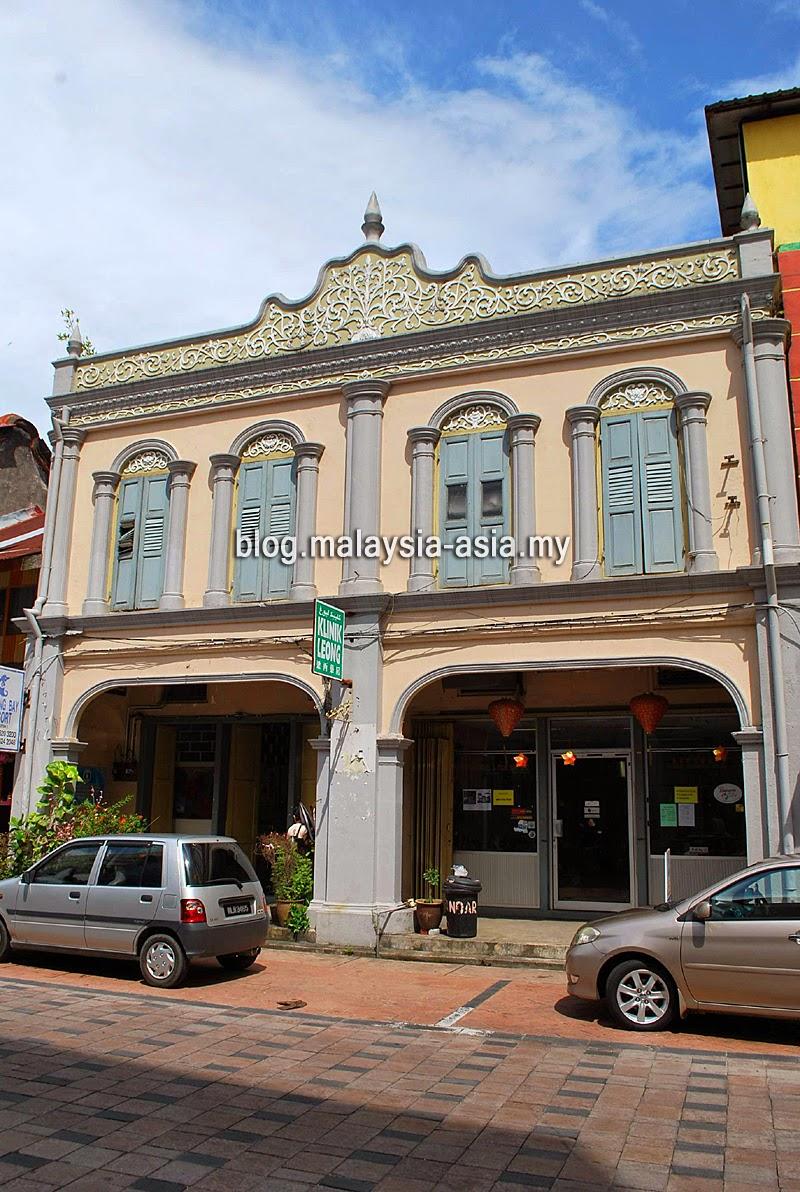 Terengganu Pre-war buildings
