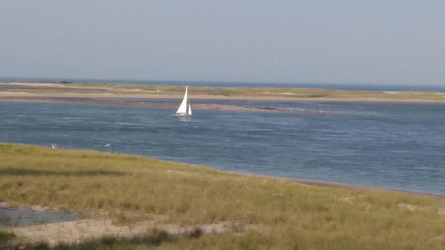 sailboat off Cape Cod