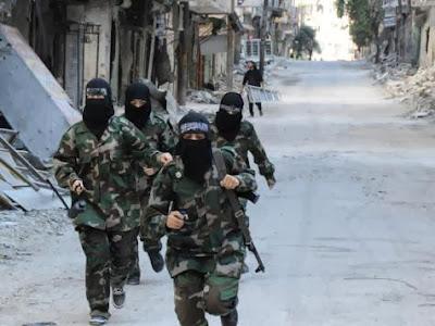 Ummu Aisyah, batalion perempuan dalam pasukan pejuang Syria