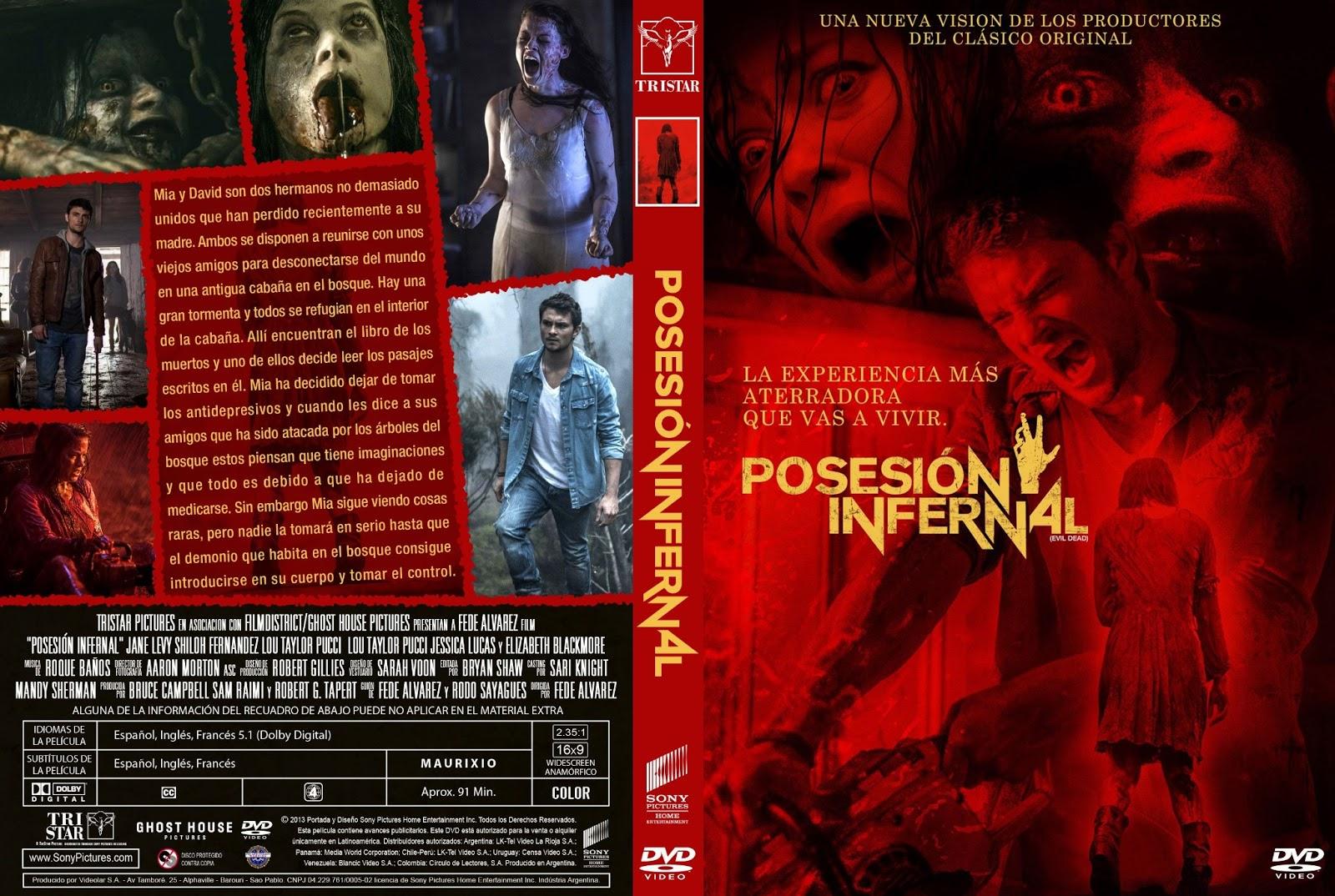 Posesión Infernal|2013|1080p|Dual|Lat/Eng|5.1|