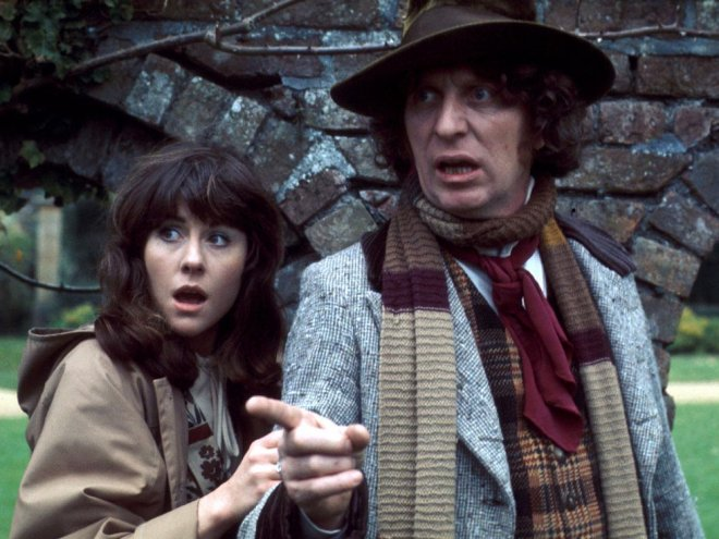 Sarah Jane and The Doctor (2/2)