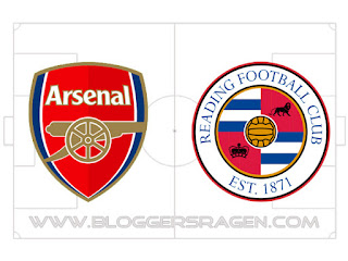 Prediksi Pertandingan Reading FC vs Arsenal FC