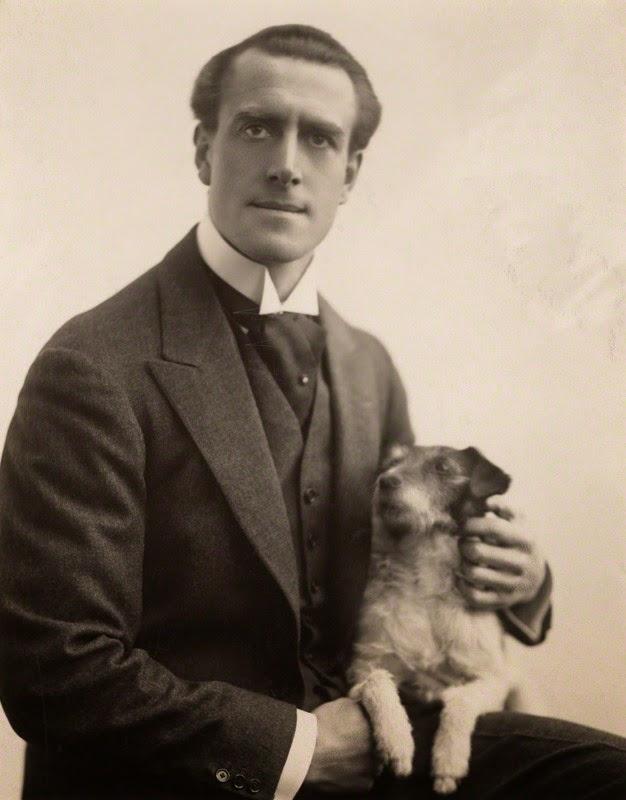 Dr. Harold Dearden ca 1920