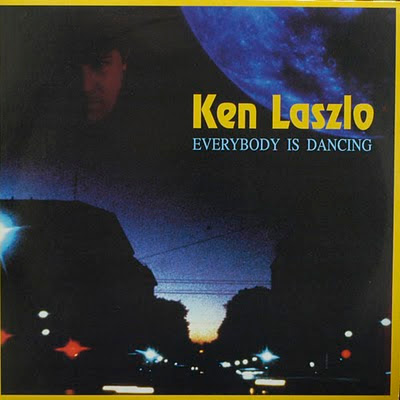 KEN LASZLO - Everybody Is Dancing (12 Inch Maxi) (1989 Italo Disco)