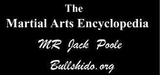 <b>The Martial Arts Encyclopedia</b>