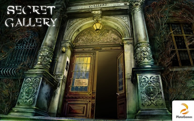 Secret Gallery: The Mystery Of The Damned Crystal