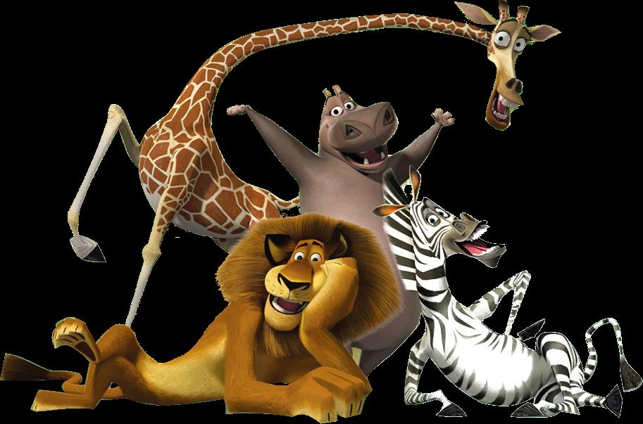 Kumpulan Gambar Madagascar | Gambar Lucu Terbaru Cartoon Animation ...
