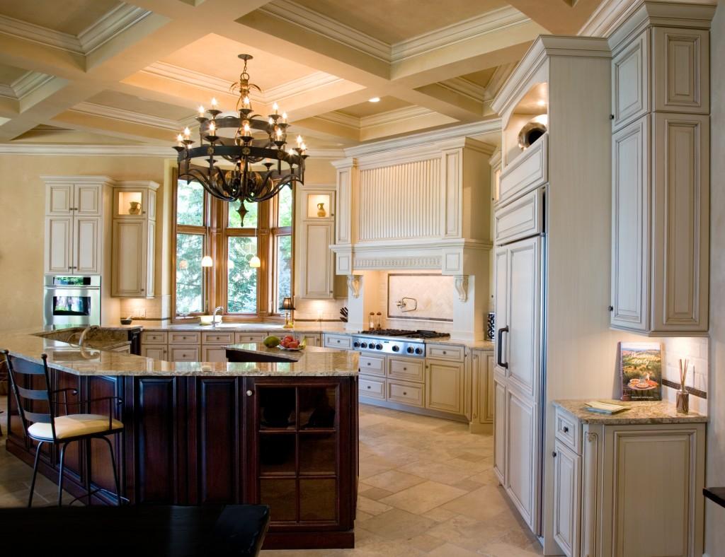 .Beautiful kitchens.Design.Design fictional kitchens.Magic kitchens ...