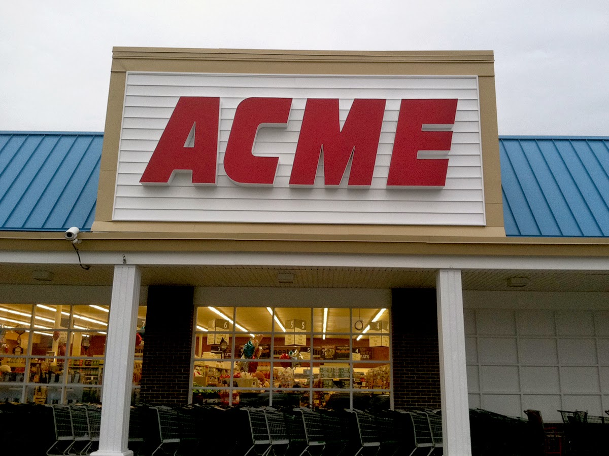 Acme style breaking news for Acme fish friday
